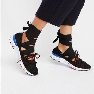 ISO FP x Faryl Robin Zodiac Wrap Up Sneakers Sz 7